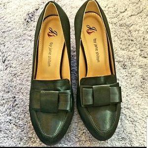 15%off-Black Shoes by Jane Shilton